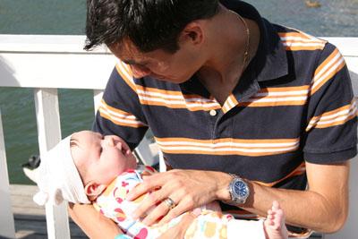 Sådan far sådan... dotter