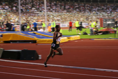 Bekele smulade ner allt motstånd på 3000m