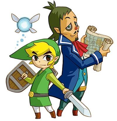 Zelda Phantom Hourglass. Årets bästa portabla spel?
