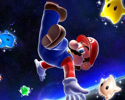 Super Mario Galaxy - tidernas bästa spel?