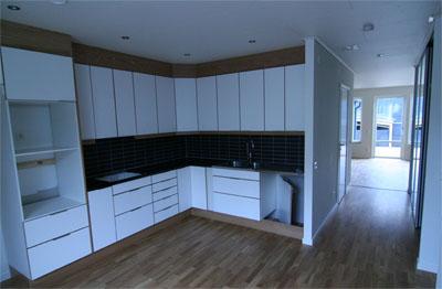Köket (utan vitvaror)